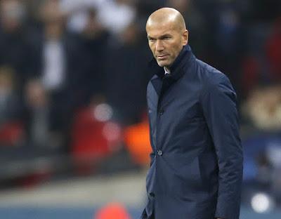 Zinedine Zidane Real Madrid - Judisessions