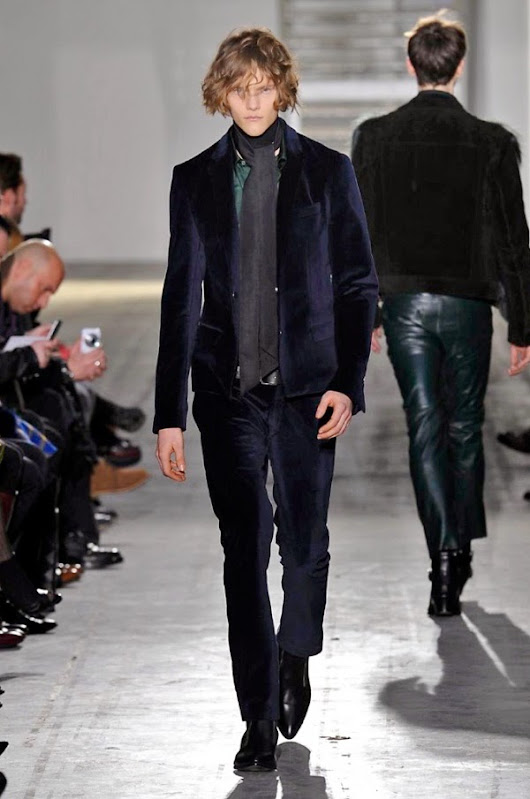 Boutique TRICOT: Milan Fashion Week FW 2015/2016 Men - Show Hits and Trend