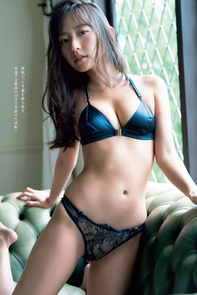 Kanami Takasaki 高崎かなみ, Weekly Playboy 2019 No.52 (週刊プレイボーイ 2019年52号)
