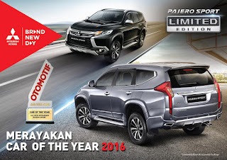 All New Pajero Sport Limited Edition