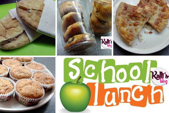 Σχολικό κολατσιό 9 έως 13 Οκτώβρη