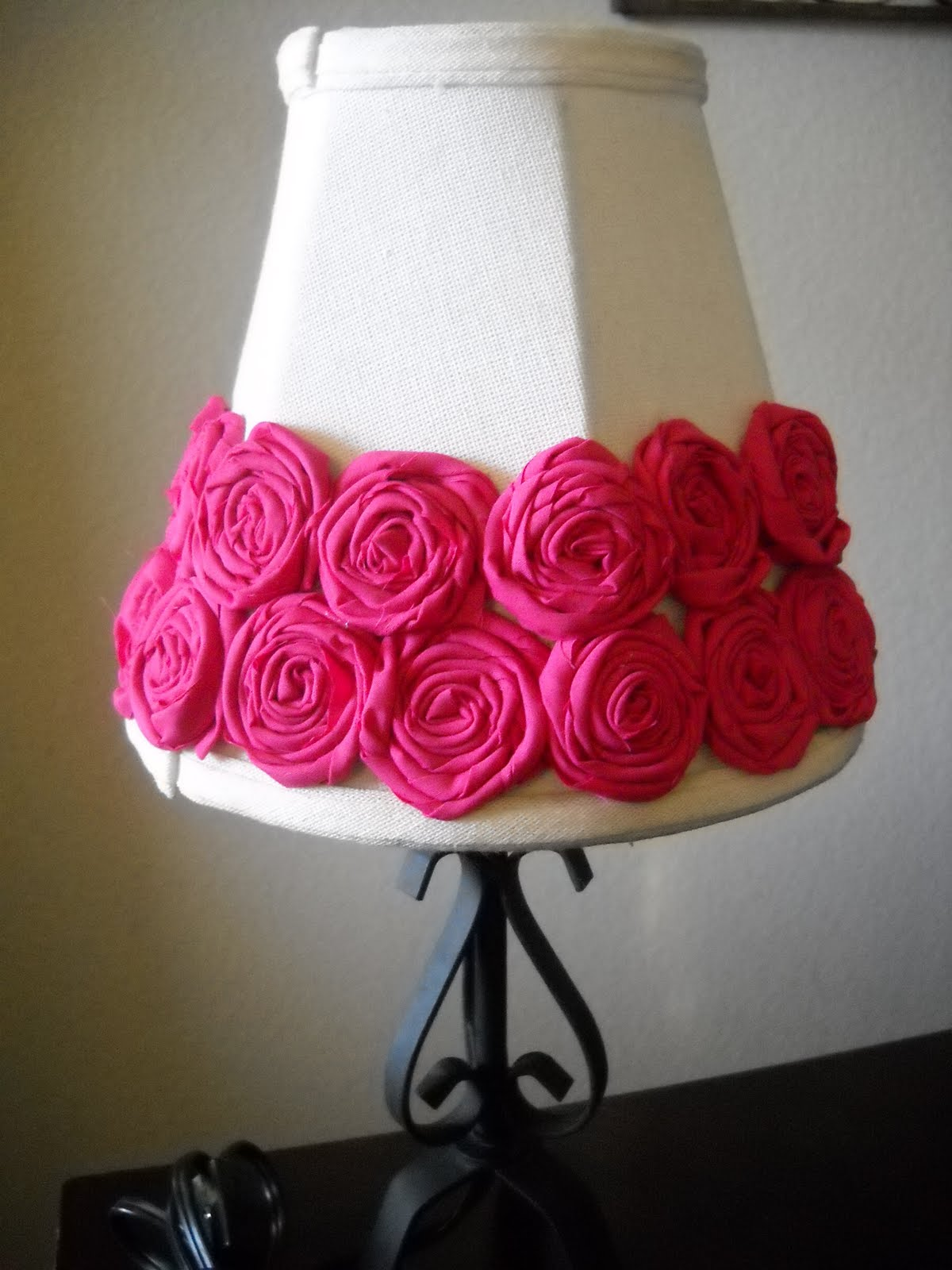 Dusty Pink Lamp Shade