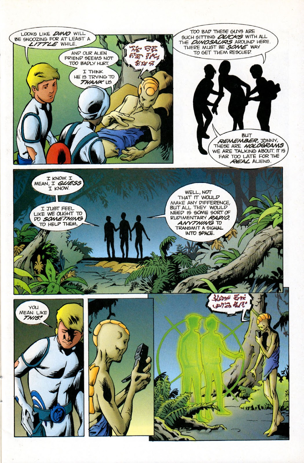 Read online The Real Adventures of Jonny Quest comic -  Issue #11 - 7