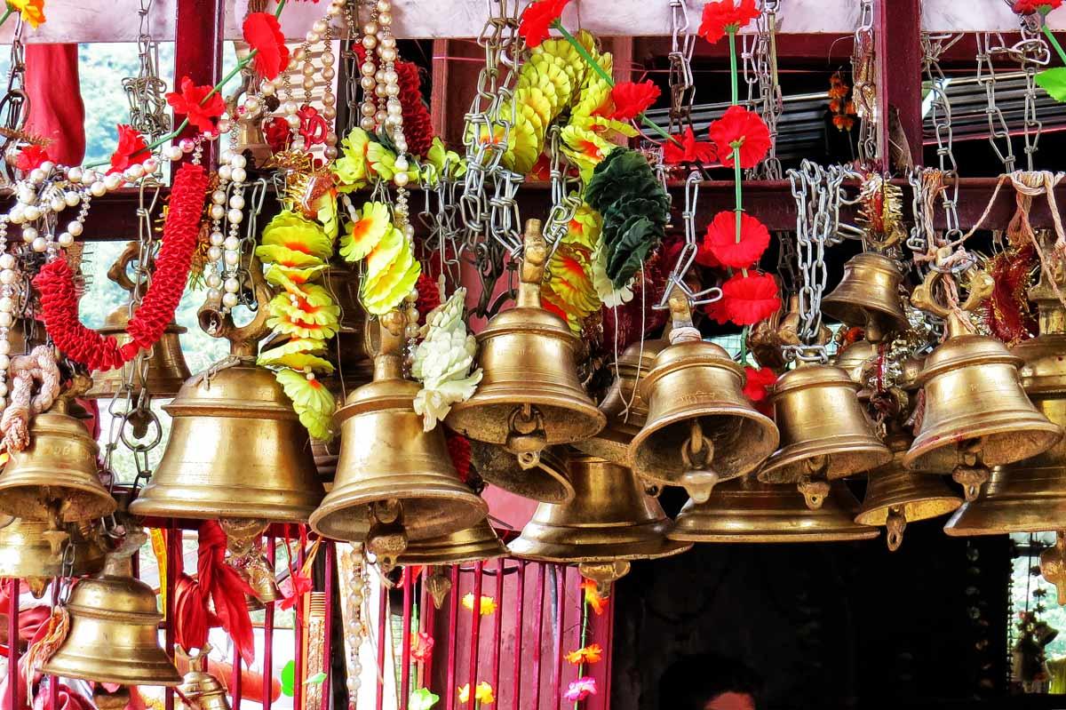 घंटियाँ धारी देवी मंदिर : श्रीनगर (गढ़वाल )
