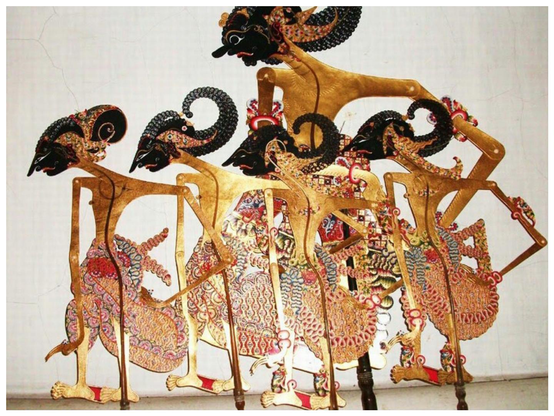 Download Wallpaper Gambar Wayang Gudang Wallpaper