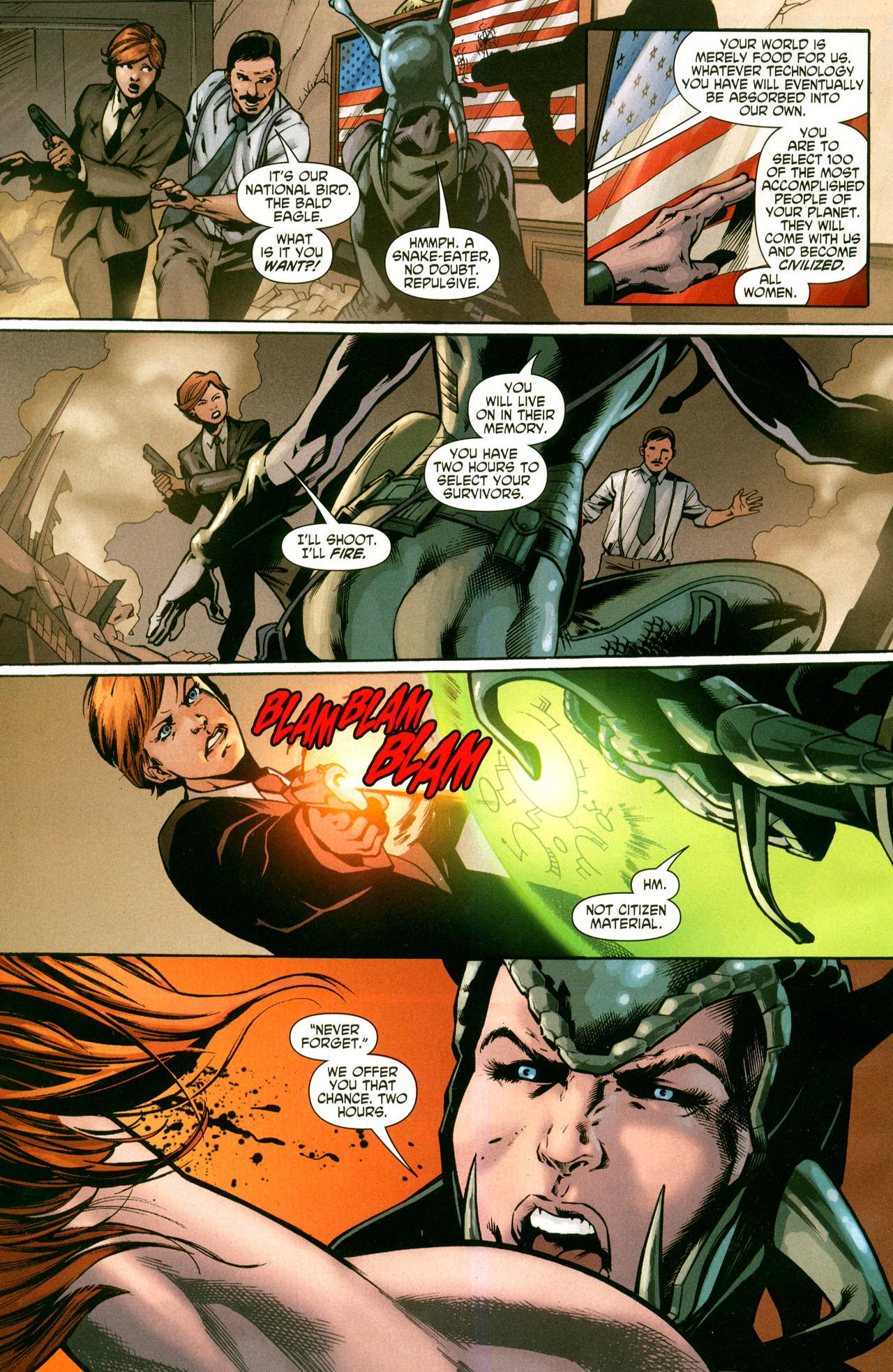Read online Wonder Woman (2006) comic -  Issue #42 - 20