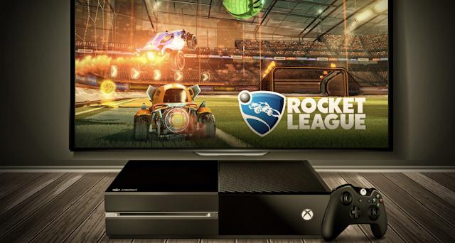 Более миллиона копий игры Rocket League продано на Xbox One