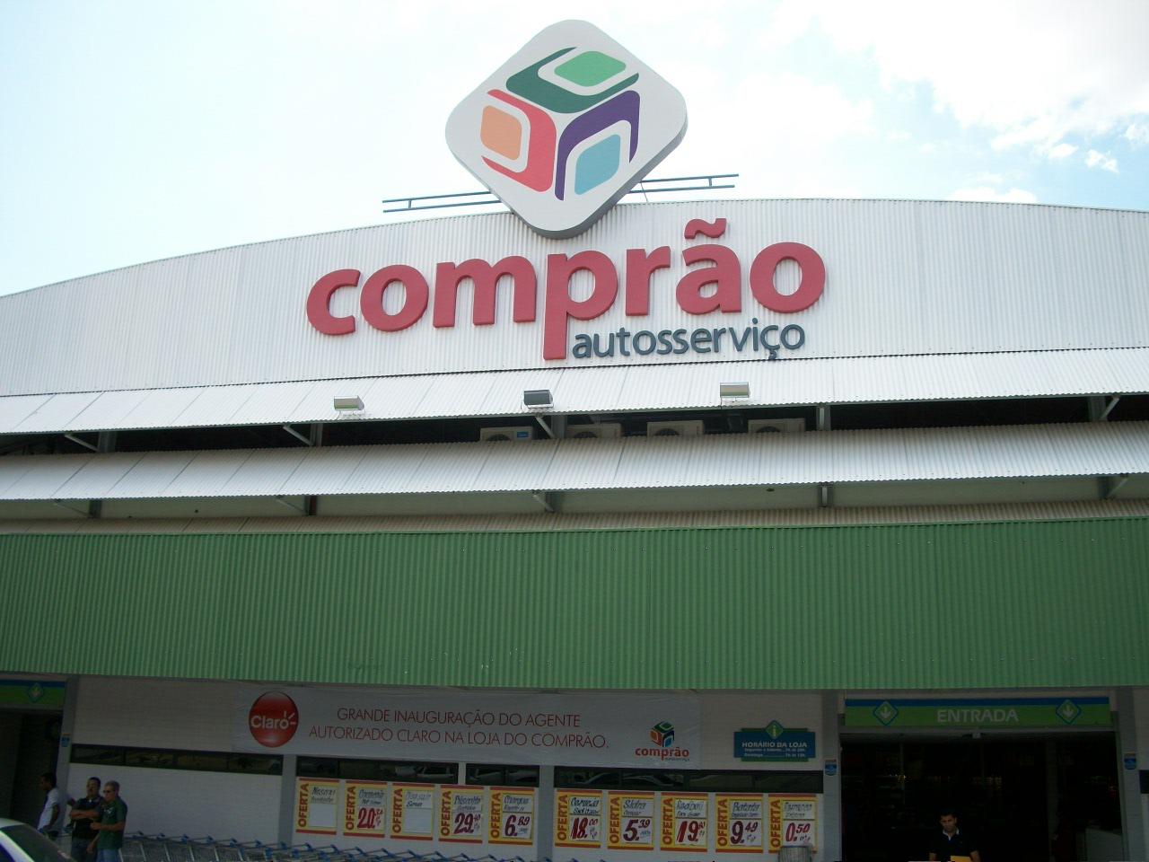 cd98acc41 O Grupo Bonanza irá inaugurar nova loja do Comprão, no próximo dia 05 de  dezembro, na cidade de Guarabira, interior da Paraíba. A loja fica  localizada no ...