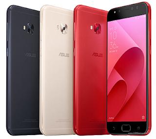 Harga Asus Zenfone 4 Selfie Pro ZD552KL keluaran terbaru