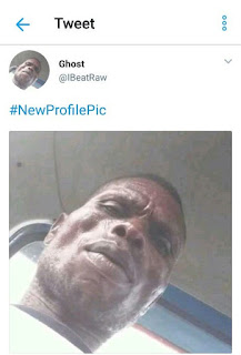 Hilarious! Man Changes His Profile Picture And See What Twitter Did To It (Photos)