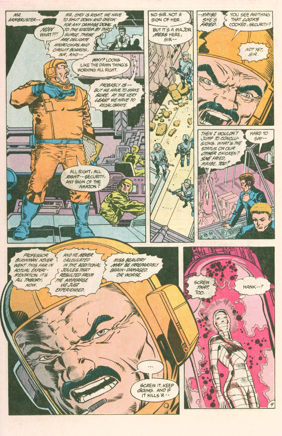 Read online Wonder Woman (1987) comic -  Issue #44 - 11