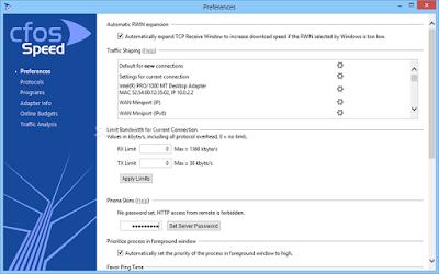 cFosSpeed 10.50 Build 2338