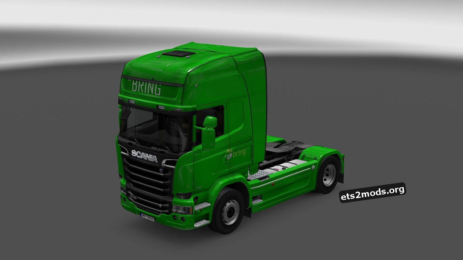 Bring Skin for Scania Streamline