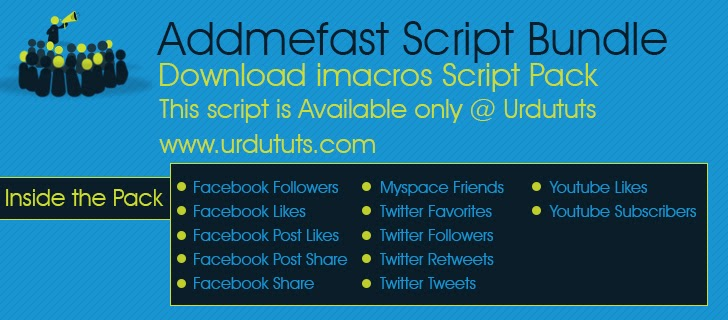 Addmefast imacros script 2014