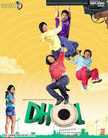 Dhol 2007 720p Hindi DVDRip Full Movie Download