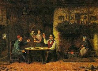 La Cerveza en el Arte: Frederick Daniel Hardy
