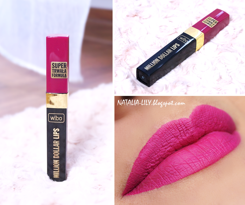 natalia-lily: Beauty Blog: WIBO LIPS TO KISS NR 1