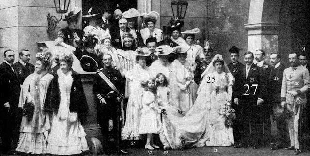 mariage princier à Anholt