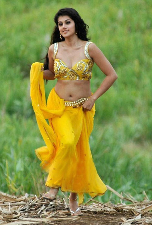 Tapsee Hot Photos From The Movie Mogudu