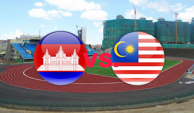 Live Streaming Kemboja vs Malaysia Friendly Match 10.9.2018