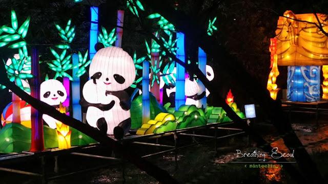 Seoul Lantern Festival 2014 cheonggyecheon