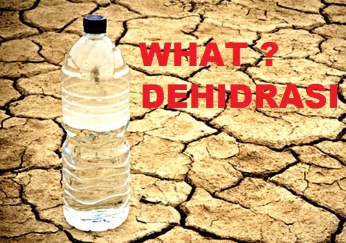 Mengenal Dehidrasi dan Jenisnya