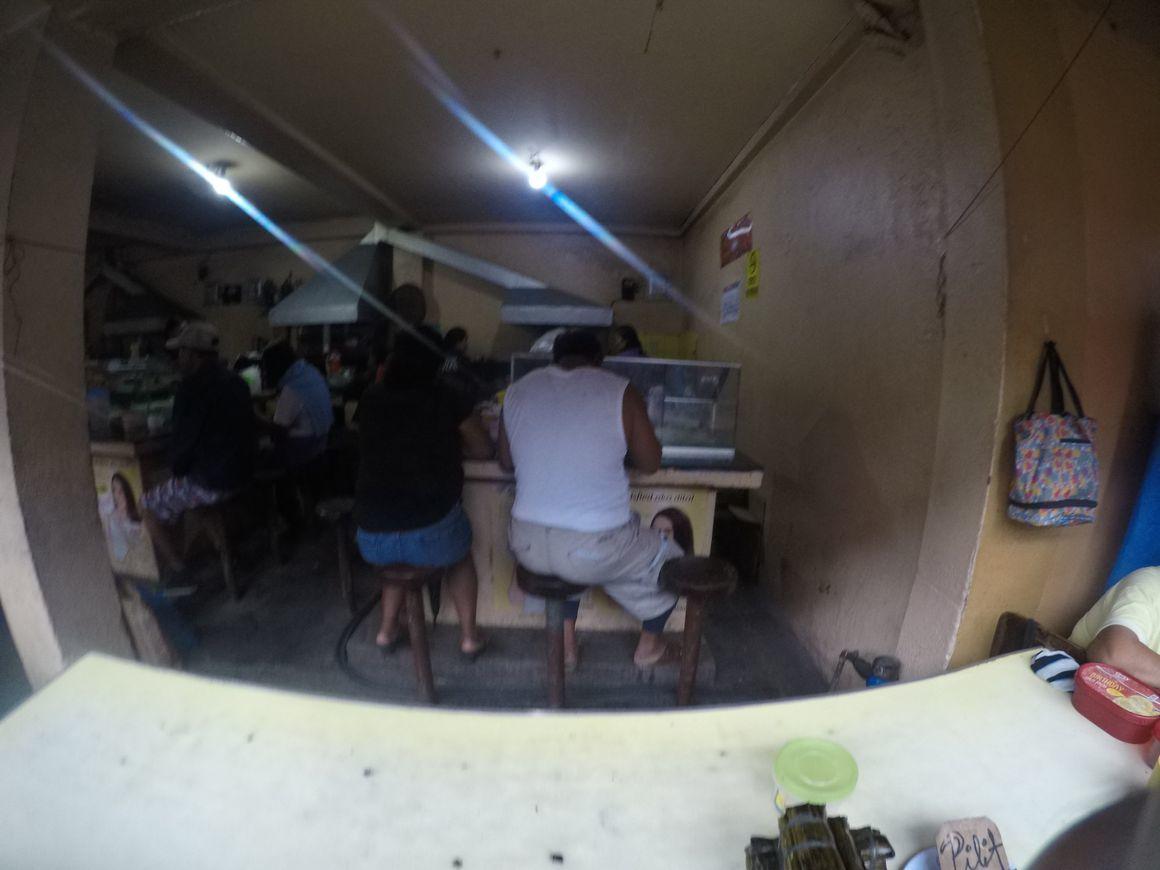 Sison's painitan in Dumaguete City