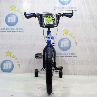 16 vorlander bmx sepeda anak
