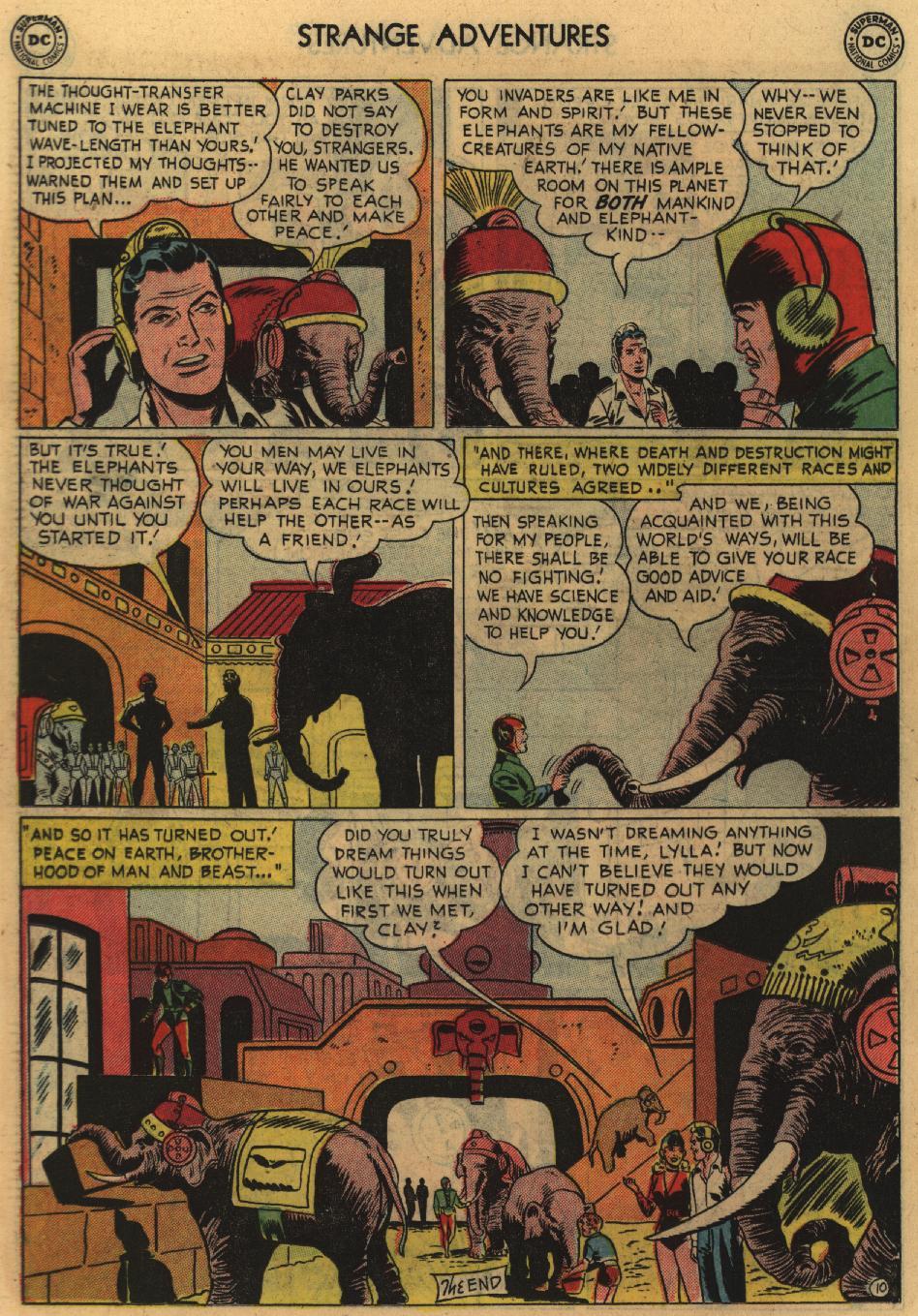 Strange Adventures (1950) issue 11 - Page 24