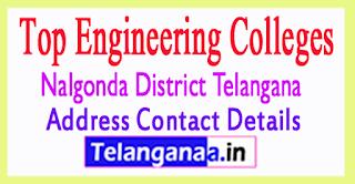 Engineering Colleges in Nalgonda District Telangana