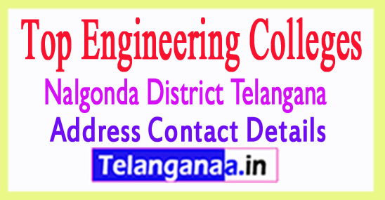 Engineering Colleges in Nalgonda District Telangana
