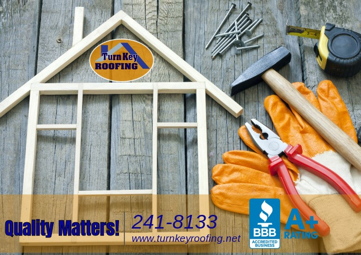 A Rating With The Bbb Turn Key Roofing Anderson Sc