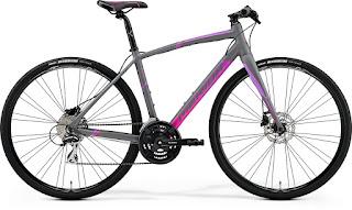 Stolen Bicycle - Merida Speeder Juliet LDS 100