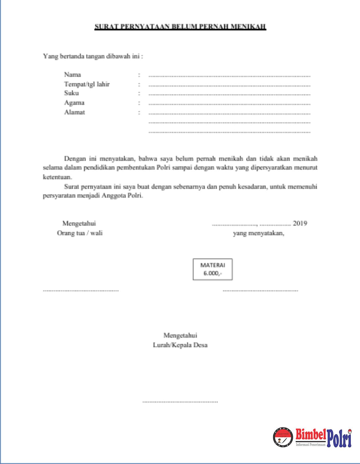 Berkas Berkas Persyaratan Dalam Mendaftar Di Penerimaan