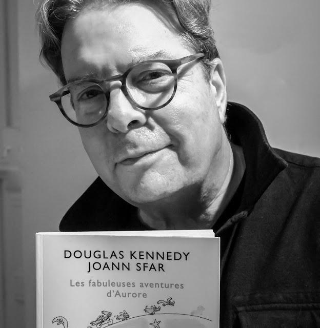 Douglas Kennedy et son dernier ouvrage