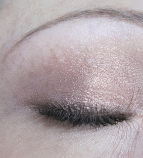 BareMinerals High Shine Eyecolor review