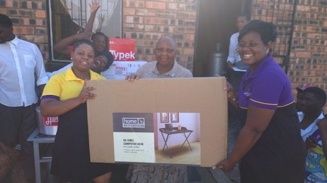 Phologo Drop-In Centre - Hollywoodbets Polokwane - Donation