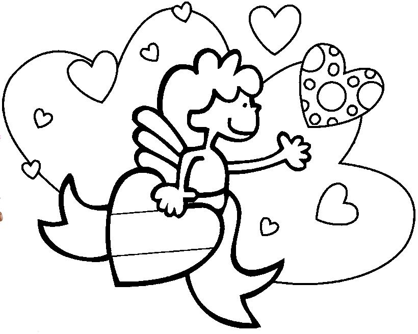 Desenhos De Amor Para Namorado: Baú Da Web: Cartões Dia Dos Namorados, Cupidos Para