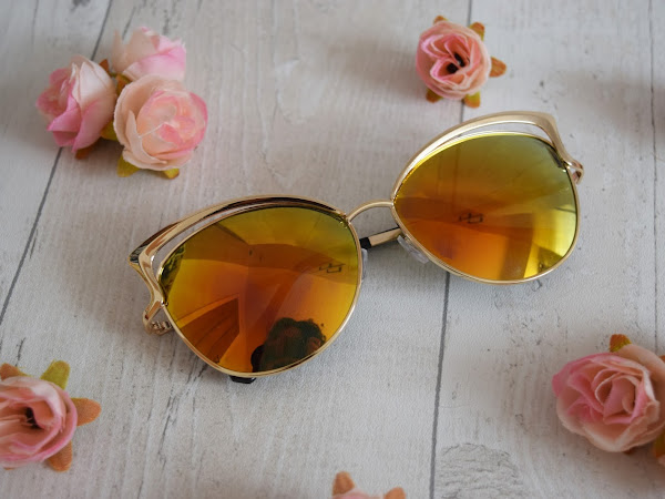 Style | Orange Heat Sunnies