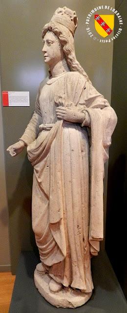 PONT-A-MOUSSON (54) - Musée au Fil du Papier : Vierge des échevins