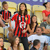 Katarina Ivanovska likes the red-black Vardar jersey