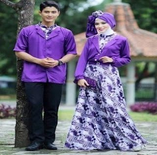 Batik Couple Pesta Remaja