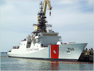 USCG National Security Cutter