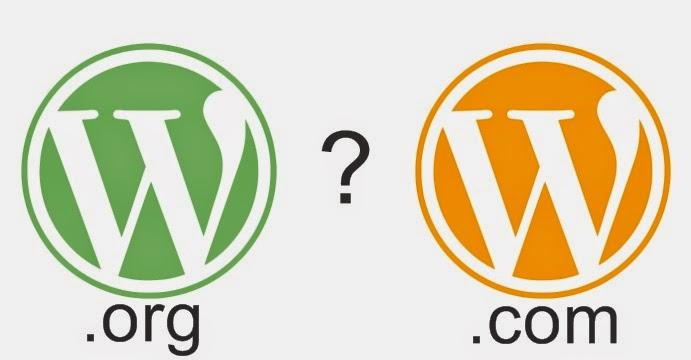 diferença blog wordpress plataforma criar