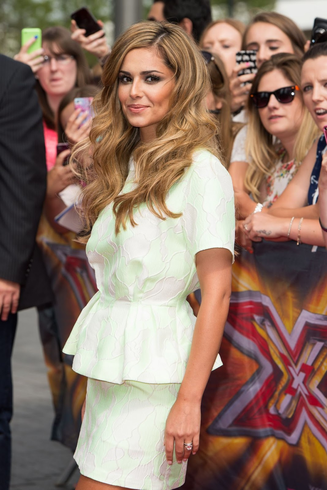 Photos & Wallpapers of Cheryl Cole at X Factor Auditions in London