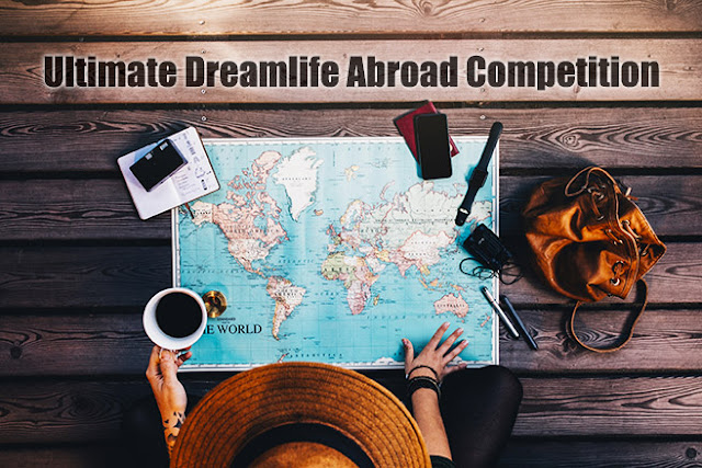 Ultimate Dreamlife Abroad Competition - Imagine it