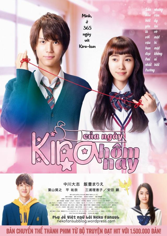 Kira-kun Của Ngày Hôm Nay
