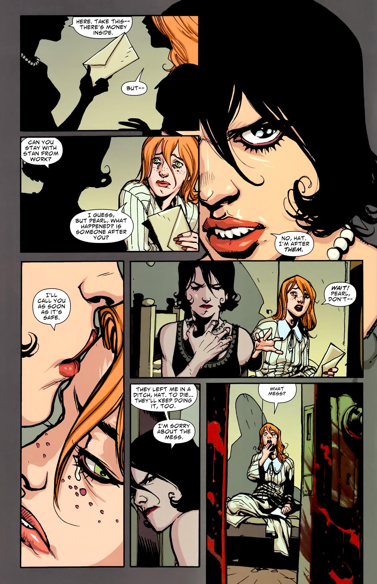 Read online American Vampire comic -  Issue #3 - 4