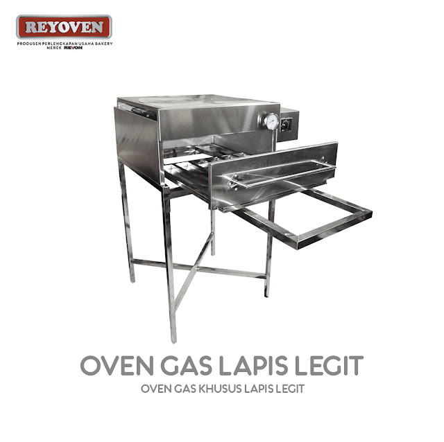 Jual Oven Gas Stainless steel di Salatiga