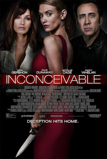 Inconceivable 2017 Movie Poster